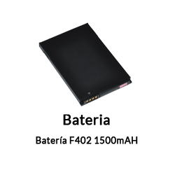 Batería Oficial Funker F402