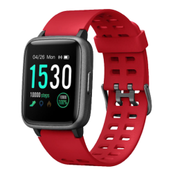 Funker S7 - Sport Watch Red