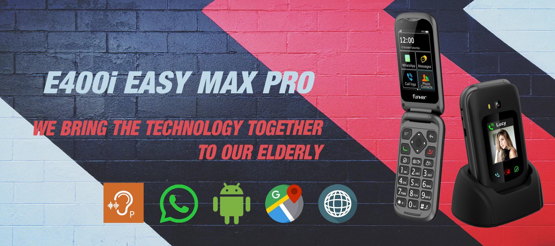 E400i EASY MAX